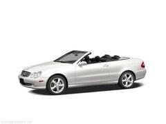 2005 Mercedes-Benz CLK CLK 320 Convertible