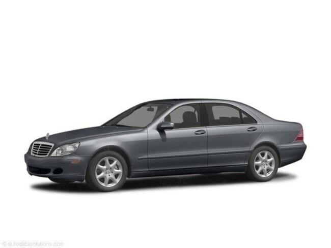2005 Mercedes-Benz S-Class Base Sedan