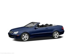 Pre-Owned 2005 Mercedes-Benz CLK CLK 500 Convertible for sale in Lima, OH