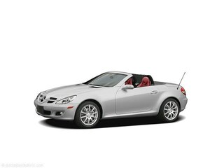2005 Mercedes-Benz SLK-Class Base Convertible