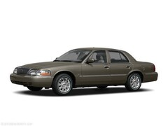 2005 Mercury Grand Marquis GS Convenience with Traction Control and Power Adj Sedan