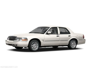 2005 Mercury Grand Marquis GS Sedan