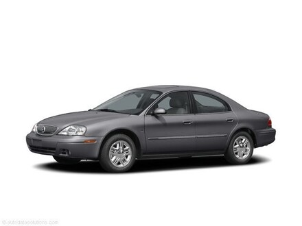2005 Mercury Sable GS Sedan