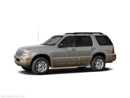 2005 Mercury Mountaineer Base SUV