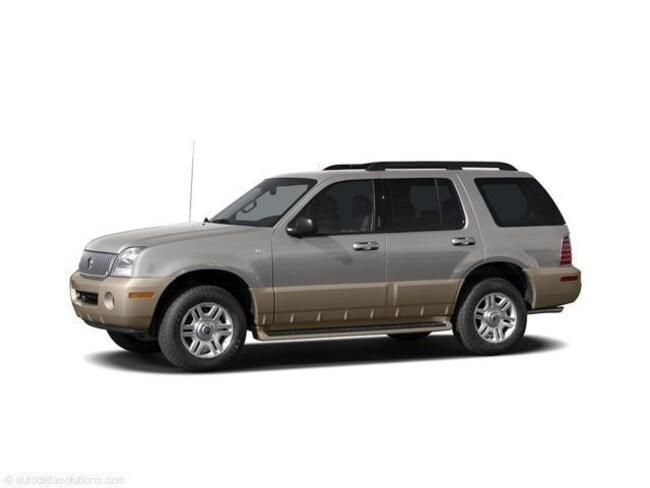 2005 Mercury Mountaineer SUV