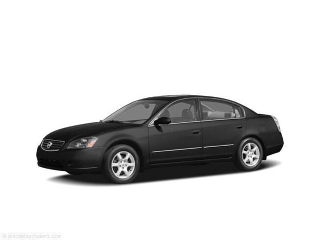 2005 Nissan Altima 2.5 Sedan