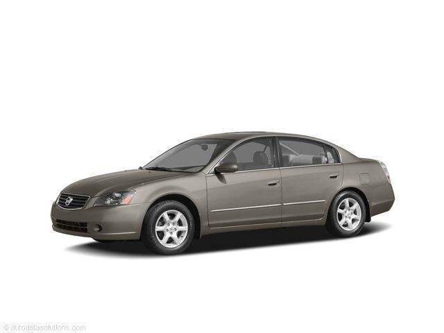 2005 Nissan Altima 2.5 S Sedan