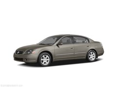 2005 Nissan Altima 3.5 Sedan