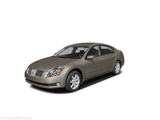 2005 Nissan Maxima 4dr Car