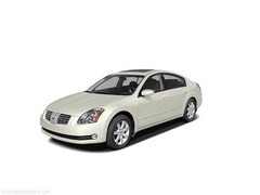 Used Cars  2005 Nissan Maxima 3.5 SE Sedan For Sale in Russellville AR