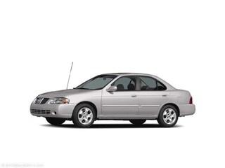 2005 Nissan Sentra 1.8 S Sedan