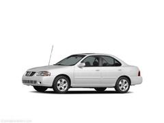 2005 Nissan Sentra 1.8 Sedan