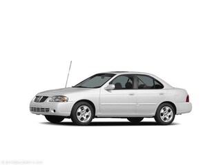 Used 2005 Nissan Sentra Sedan Pocatello, ID