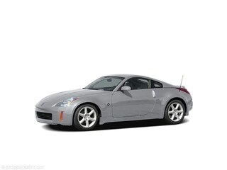 2005 Nissan 350Z 2dr Cpe Manual Coupe