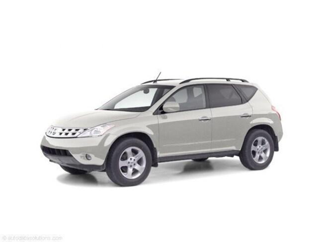 2005 Nissan Murano S SUV
