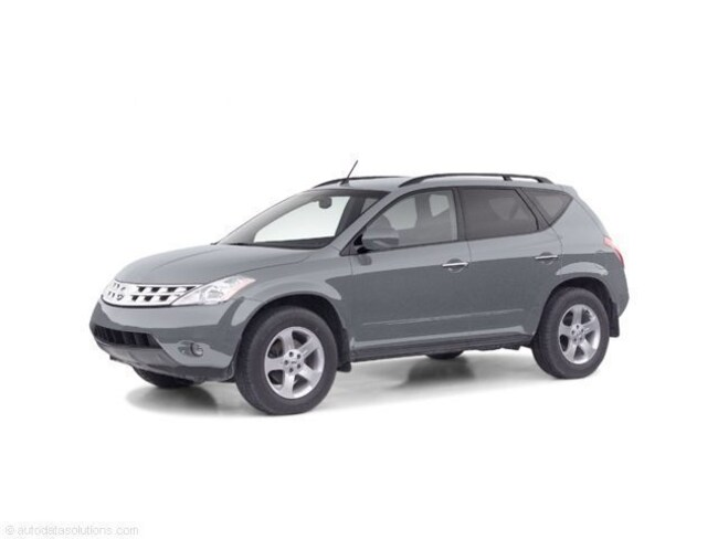2005 Nissan Murano SL SUV