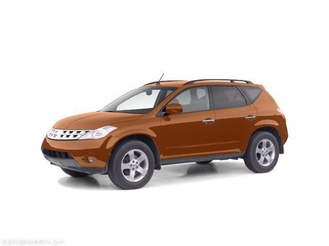 Used 2005 Nissan Murano SL For Sale in Spokane WA | Stock:5355D