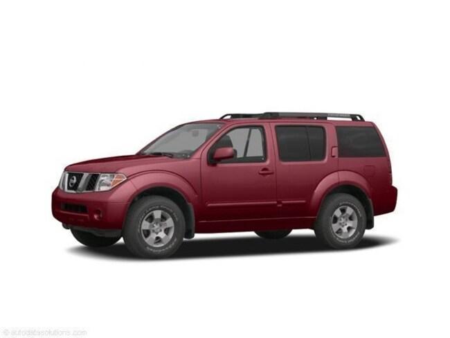 2005 Nissan Pathfinder SE SUV