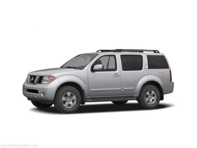 Used vehicle 2005 Nissan Pathfinder SUV for sale near you in Lakewood, CO