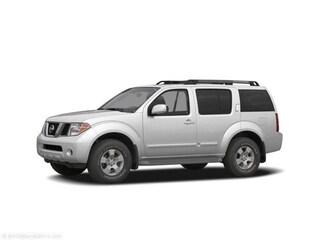 2005 Nissan Pathfinder XE SUV