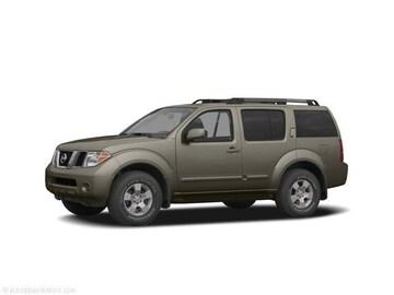 2005 Nissan Pathfinder SUV
