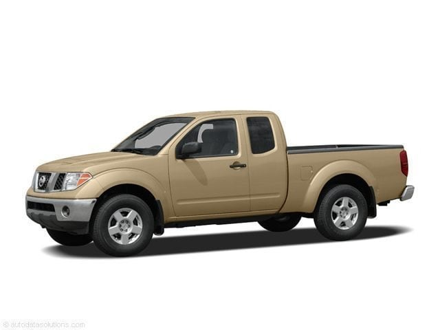 2005 Nissan Frontier 2WD LE Extended Cab Long Bed Truck