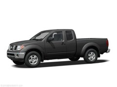 2005 Nissan Frontier 4x4 Truck Extended Cab