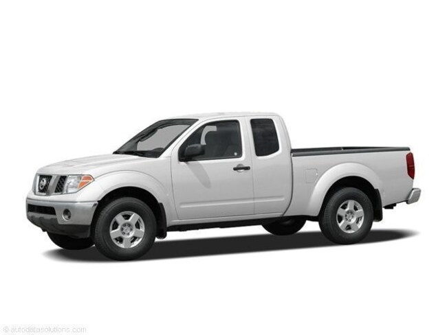 2005 Nissan Frontier NISMO Off Road Truck King Cab