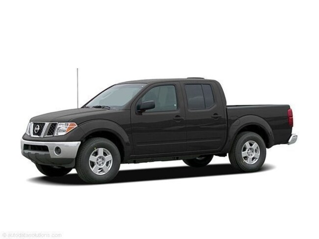 Used 2005 Nissan Frontier Se Crew Cab V6 Manual For Sale In Columbus