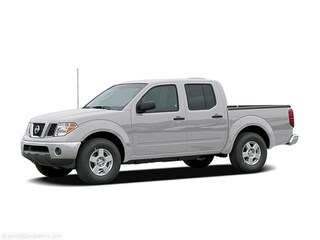 2005 Nissan Frontier LE Truck Crew Cab