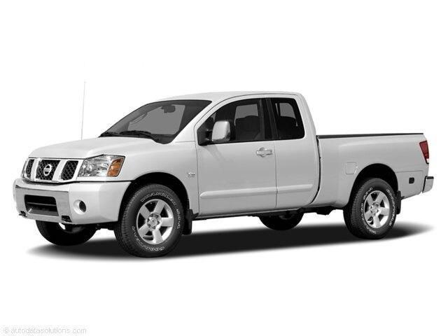 2005 Nissan Titan Truck King Cab