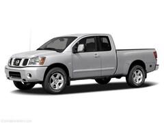 2005 Nissan Titan SE w/FFV Truck King Cab