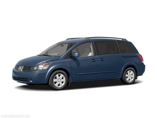 Used 2005 Nissan Quest For Sale In Grand Rapids Mi Minivanvan