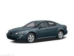 2005 Pontiac Grand Prix Base Sedan