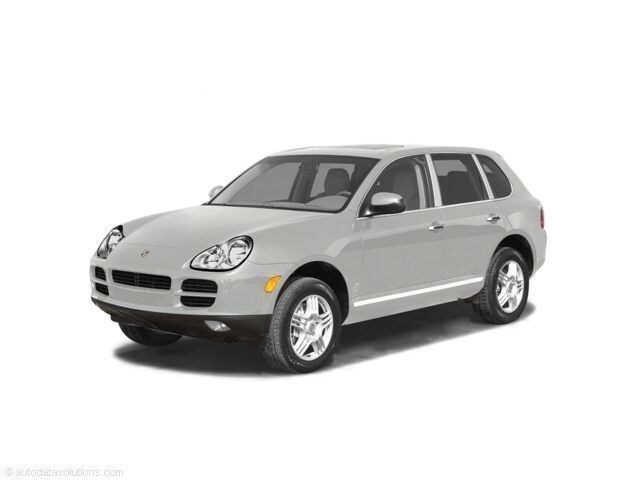 Used 2005 Porsche Cayenne S SUV NR722319A for Sale in Cheyenne, WY