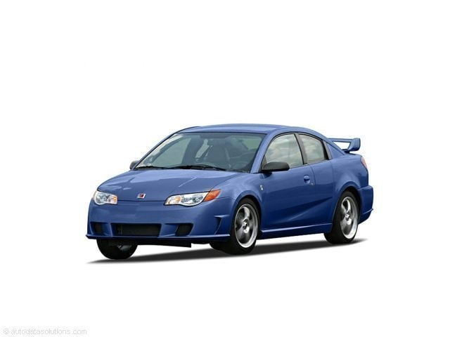 2005 Saturn ION 3 Coupe