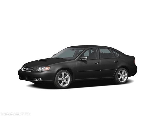 Used 2005 Subaru Legacy Sedan (Natl) Sedan for sale in Loves Park, IL
