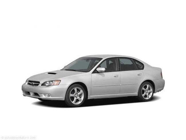 Used 2005 Subaru Legacy 2.5i Auto Sedan Myrtle Beach, SC