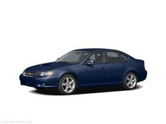 2005 Subaru Legacy 2.5 GT Limited w/Blk Interior Sedan