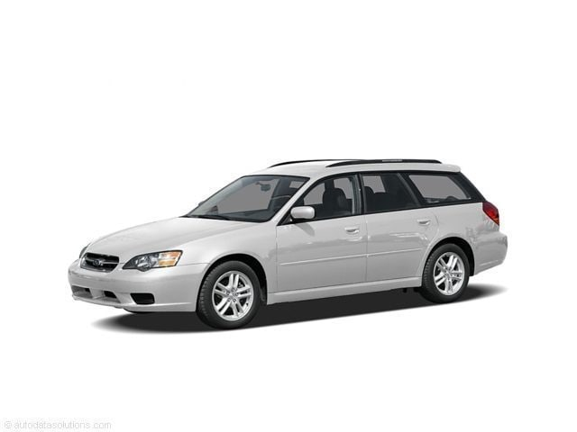 2005 Subaru Legacy Wagon GT