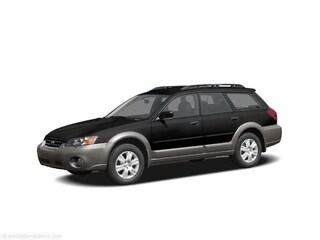 Used 2005 Subaru Outback Wagon Houston