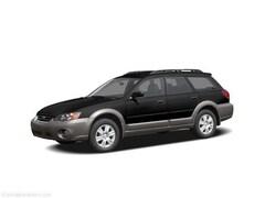 2005 Subaru Outback 2.5i Limited Wagon For Sale in Auburn, ME