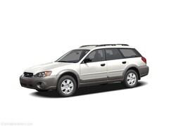 2005 Subaru Outback 2.5XT Limited Wagon 4S4BP67C054393761