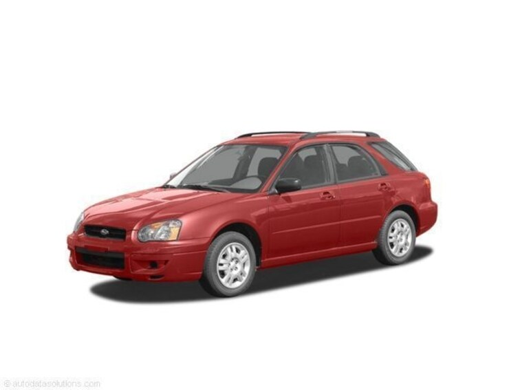 Pre-Owned 2005 Subaru Impreza RS Station Wagon JF1GG67565H814019 in Saint Louis, MO
