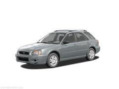 Used 2005 Subaru Impreza WRX AWD WRX  Turbo Wagon in Colorado Springs CO