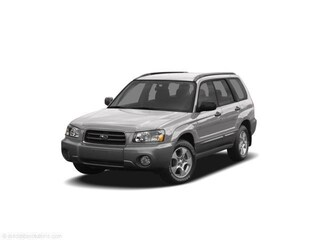 2005 Subaru Forester 2.5 X SUV