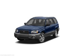 Used 2005 Subaru Forester 2.5X WG JF1SG63665H746636 for sale in Long Island City, NY