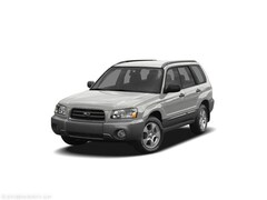Used 2005 Subaru Forester 2.5 X SUV JF1SG63615H731137 for sale in San Rafael, CA at Marin Subaru
