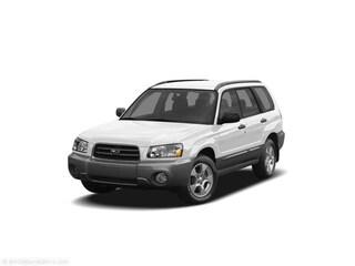2005 Subaru Forester 2.5XS SUV
