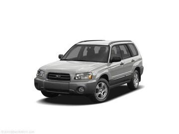 2005 Subaru Forester SUV